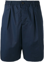 Marni Drawcord shorts - men - Cotton - 48