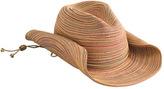 San Diego Hat Company Women's Mixed Braid Cowboy Hat MXC4005