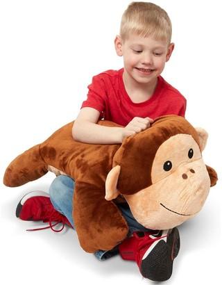 Melissa & Doug Cuddle Monkey