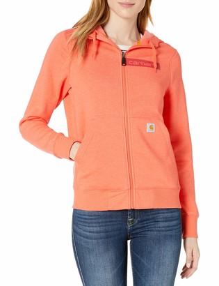 Carhartt Women's Regular Force Slightly Fitted Sweatshirt