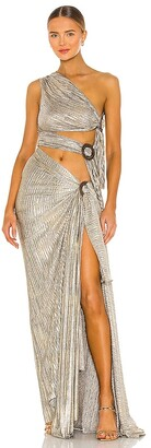 Bronx and Banco Gaia Gown