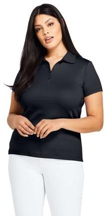 Women\'s Plus Size Polo Shirt