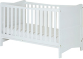Saplings Kitty Cot Bed - White