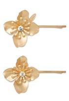 Tasha Set Of 2 Blooming Bobby Pins
