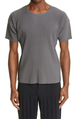 Homme Plissé Issey Miyake Pleated T-Shirt