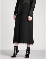 Yang Li Inecci high-rise woven skirt