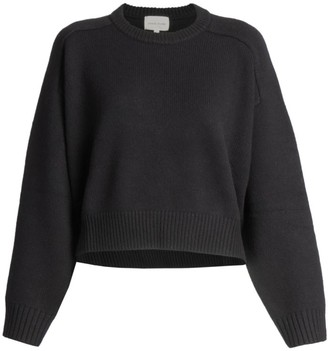 LOULOU STUDIO New Bruzzi Wool & Cashmere Knit Sweater