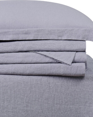 Brooklyn Loom Linen Grey Sheet Set Sheet Set