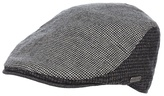 J By Jasper Conran Grey Panelled Flat Cap