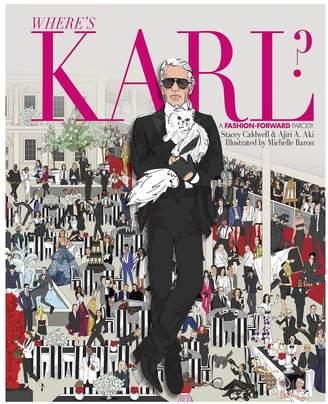Karl Lagerfeld Paris Potter Style where's karl?