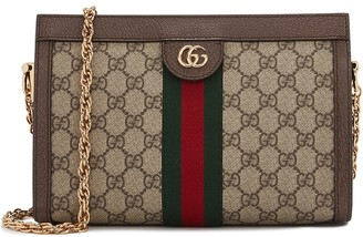 Gucci Ophidia GG Small Monogrammed Shoulder Bag