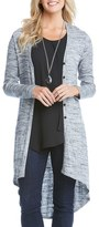 Karen Kane Women's High/low Duster Cardigan