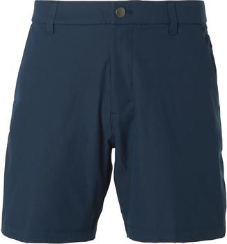 Lululemon Commission Twill Golf Shorts - Men - Blue
