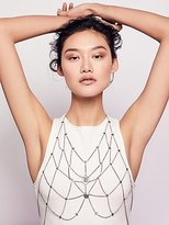 Free People Island Fever Chain Halter