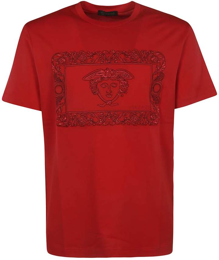 267a2a8a Versace Fitted Men's Shirts - ShopStyle