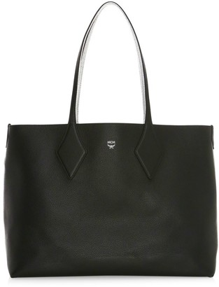 MCM Medium Project Leather Shopper