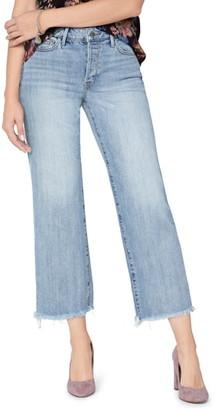 Sam Edelman The Chelsea Crop Wide Leg Jeans