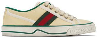 Gucci Beige Tennis 1977 Sneakers
