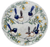 Maxwell & Williams Cashmere Plate 20cm Superb Fairy-Wrens Gift Boxed