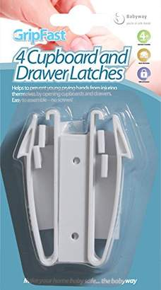 Gripfast Drawer Latch