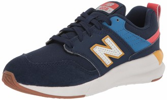 New Balance Kid's 009 V1 Lace-Up Sneaker