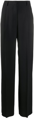 Giorgio Armani Wide-Leg Tailored Trousers