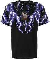 Alexander Wang lightning collage T-shirt