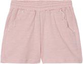 Emile et Ida Pink Pomette Jersey Shorts