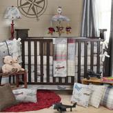 Glenna Jean Fly-By 3 Piece Crib Bedding Set