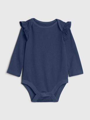 Gap Baby Mix and Match Ruffle Bodysuit