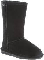 BearPaw Black Emma Tall Boot - Girls