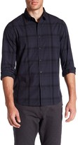 Howe Diamond Junkie Plaid Long Sleeve Trim Fit Shirt