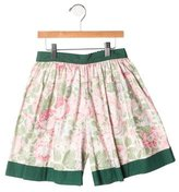 Bonpoint Girls' Floral Skirt