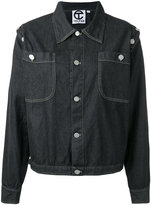 Telfar denim jacket