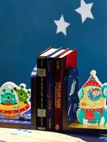 Teamson Outer Space Bookends Set