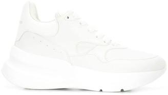Alexander McQueen lace-up sneakers
