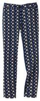 Petit Bateau Womens tight-fitting pants with striking print