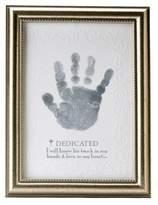Grandparent Gift Co. The The Grandparent Gift Growing in Faith Handprint Frame