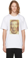 Pyer Moss White Vintage Picture T-shirt