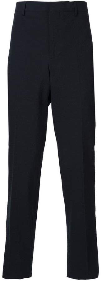 Givenchy textured tailored trousers