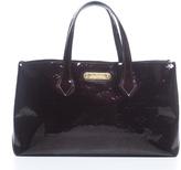 Louis Vuitton Amarante Vernis Wilshire PM Bag