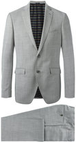 Etro two piece suit - men - Polyester/Acetate/Wool - 50