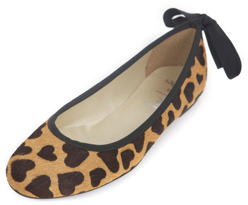 French Sole Gale Flat