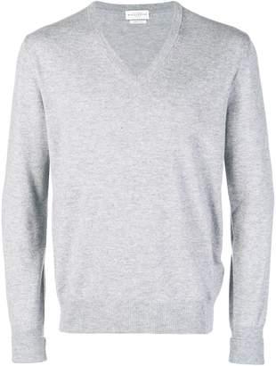 Ballantyne V-neck sweater