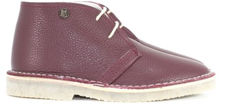 Jonny's Bordeaux Lace Up - 36 - Red/Natural/Leather