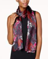 Echo Stems For Days Silk Oblong Scarf