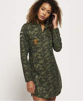 Superdry Military Amber Shirt Dress