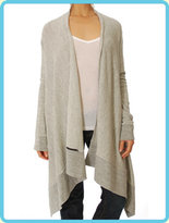 Rogan Curlew Wrap Heather Grey