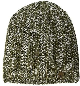 Wigwam Sno Cap (Olive/Grey) Caps