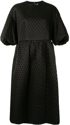 Comme des Garcons Quilted Dress